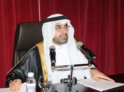 Chairman of the board of directors of the Saudi Electricity Company.